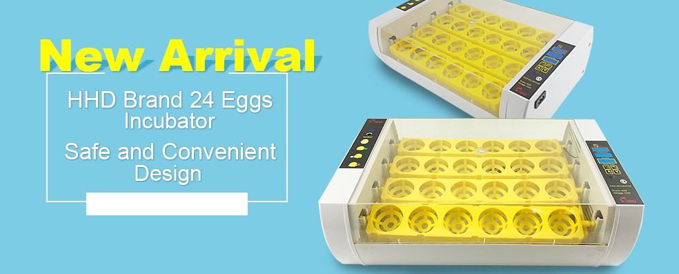 24 egg incubator